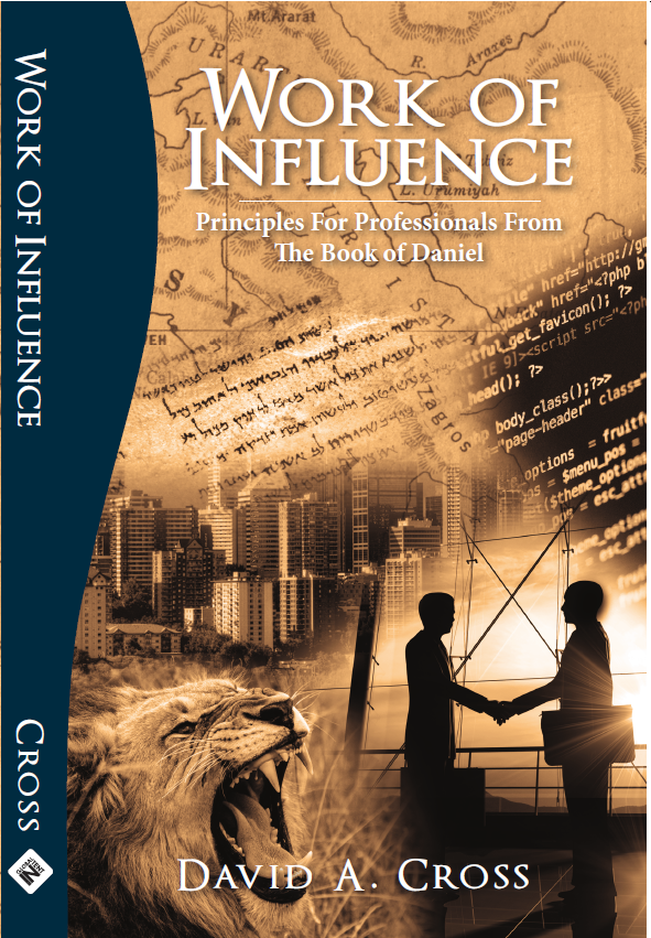 Work of Influence Front book cover
